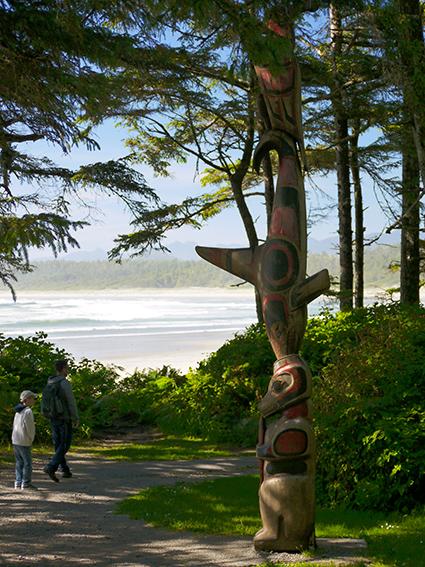 Pacific Rim National Park Reserve  / Schooner Trail P1070399